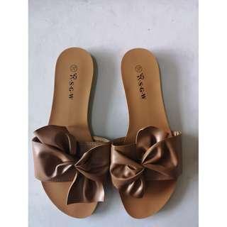 RSGW  Flat Sandals
