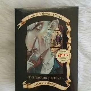 A Series of Unfortunate Events HB Boxed Set