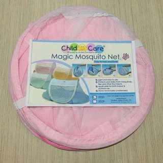 Baby's Magic Mosquito Net