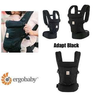Ergobaby Adapt Black