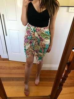 Rodeo Show Calypso Skirt