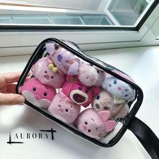 9 Disney Tsum Tsum Plush Toy + Unicorn Bag #POST1111