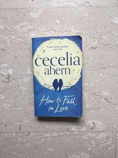 How to fall in love - Ceceilia Ahern