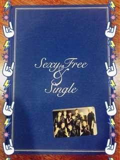 SUPER JUNIOR SEXY, FREE & SINGLE