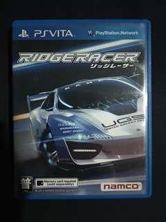 PS Vita Ridge Racer (JAP) R3