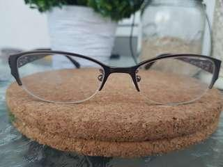 PD 1200 Anna Sui Eyeglasses - Brown