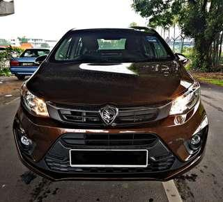 SAMBUNG BAYAR  PROTON PERSONA 1.6 AUTO PREMIUM FULLSPEC YEAR 2016 MONTHLY RM 710 BALANCE 7 YEARS ROADTAX DEC 2018 LEATHER SEAT PUSHSTART BUTTON TOUCH SCREEN RADIO REVERSE CAMERA TIPTOP CONDITION  DP KLIK wasap.my/60133524312/personanew