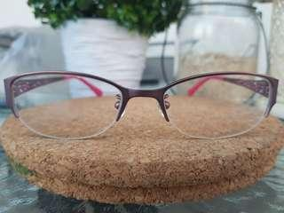 PD 1200 Anna Sui Eyeglasses- Pink