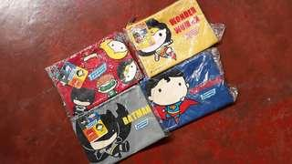 Justice League Chibi Pouch