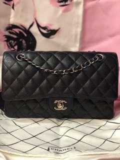 Authentic Chanel Double Flap Bag