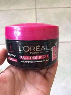 Loreal Paris Fall Resist 3x Hair mask 200 ml