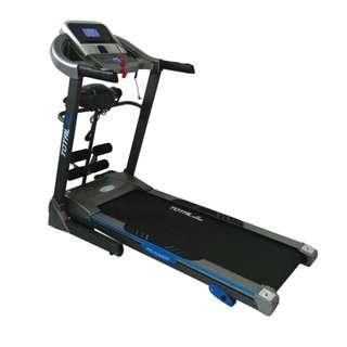 Treadmill Elektrik Total Fitness TL 270 - Papan Lari Multifungsi Auto Icline