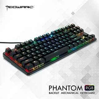tecware Phantom mechanical keyboard