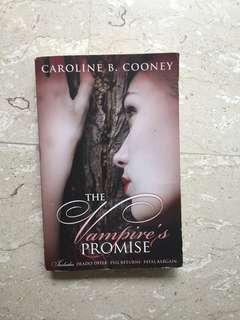The Vampire's Promise by Caroline B. Cooney