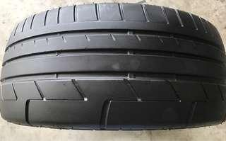 225/45/17 Brigestone Potenza RE070 Tyres On Offer Sale