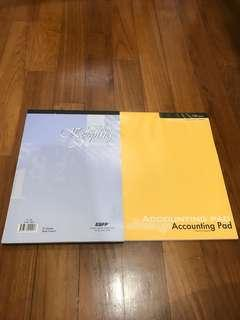 Accounting / book keeping