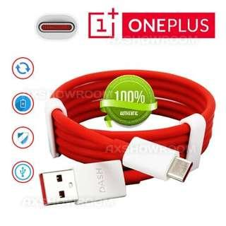 Authentic OnePlus Dash Quick Charge Type-C USB Cable
