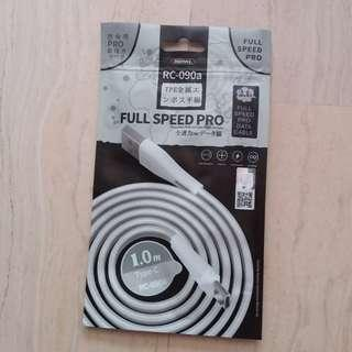 Data Cable, Full Speed Pro