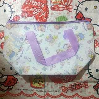 Twin Stars 飯盒袋 午餐袋 保溫袋 購自日本