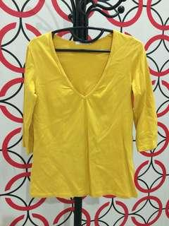 Bosini Yellow T-Shirt
