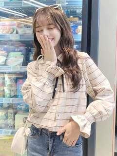 💖韓版復古襯衫💖