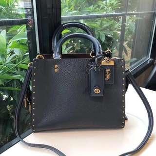 Coach rogue handbag