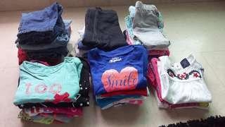 PL bundled tops and bottoms