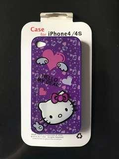 Hello Kitty 吉蒂貓電話保護殻 iphone 4 / 4s case