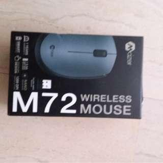 Wireless Mouse, M72