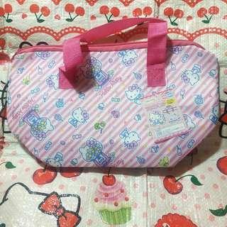 Kitty 飯盒袋 午餐袋 保溫袋 購自日本