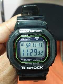 Used Casio G-Shock GL-230 Petak  Tough Solar