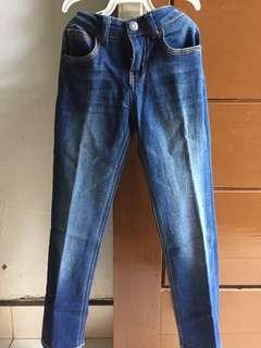 Celana jeans take all 50rb