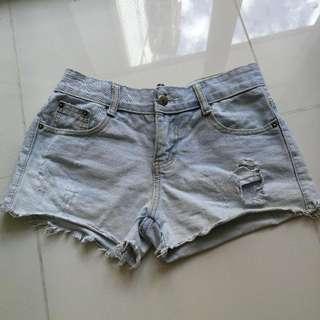 Denim Shorts 26-27