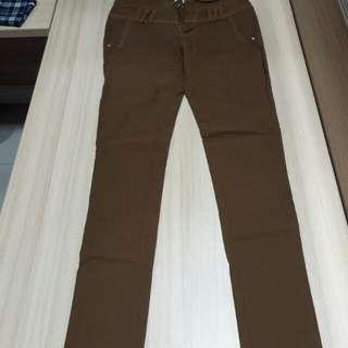 Slim Fit Pants (Stretchable)