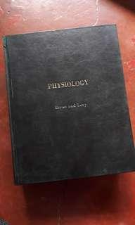 Physiology by Berne and Levy