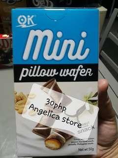 Ok Mini Pillow wafer
