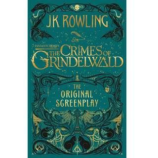 Fantastic Beast: Crimes of Grindelwald by J. K. Rowling (EBook Fantasy Novel)