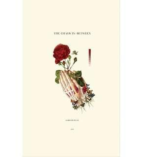 The Chaos In-Between by Gareth Egan (EBook Poetry Novel)