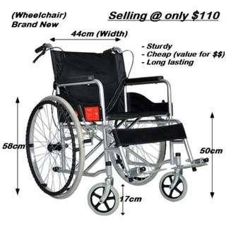 Wheelchair - Self Propel (BNIB)