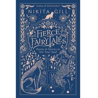 Fierce Fairytales by Nikita Gill (EBook Poetry Novel)