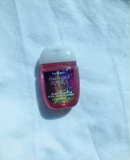 Bath and body works pocketbacs handsanitizer