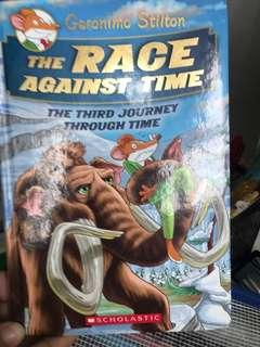 The race against time (Geronimo stilton)