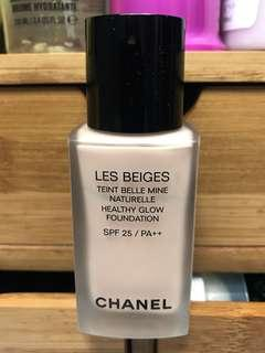 Chanel Les Beiges Healthy Glow Foundation #N 12 Rose