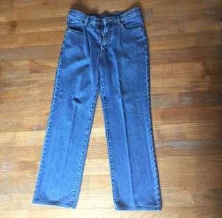 Gio mens blue jeans
