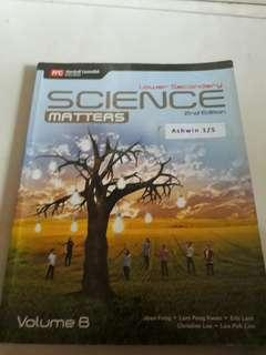 Science text book 2nd edition