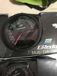 greddy meter air fuel