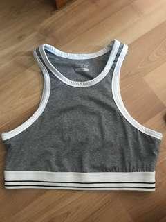 Cotton On Body Sports Crop Top Bra