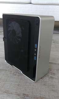 Mini ITX system, i5, 256G SSD, 16G ram