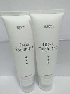 Ertos facial treatmen