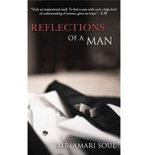 Reflections of A Man by Amari Soul (EBook Non-Fiction)